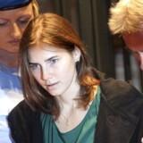 Arkivfoto. Den 27-årige amerikanske udvekslingsstudent Amanda Knox er efter en langstrakt mordsag i italienske Perugia nu frikendt. Det skriver norskevg.no.