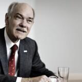 Bestyrelsesformand i Tryghedsgruppen Jørgen Huno Rasmussen.