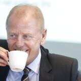 Carlsbergs administrerende direktør, Jørgen Buhl Rasmussen, kan glæde sig over en fed løncheck. Sammen med sin finansdirektør hiver han 45,8 millioner kroner ud i løn for 2013.