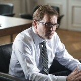 Eivind Kolding nåede at sidde på posten i cirka halvandet år. Ekspert vurderer, at det er tidligt, at Danske Bank vælger lave ny struktur og fyre ham som administrerende direktør.