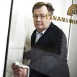Finansminister Claus Hjort-Frederiksen