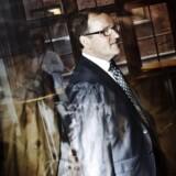 Eivind Kolding fik kun halvandet år i chefstolen hos Danske Bank.