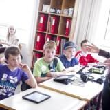 Arkivfoto. »Det er et useriøst forslag, som Venstre kommer med,« siger undervisningsminister Christine Antorini.