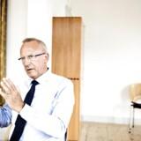 Beskæftigelsesminister Jørn Neergaard Larsen fotograferet onsdag den 5. august 2015 i og omkring Beskæftigelsesministeriet.