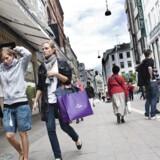 Inflationen er aftaget en anelse, da årsstigningstakten for forbrugerpriserne måneden forinden var 0,4 pct.