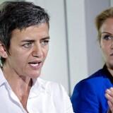 Margrethe Vestagers barselsudmelding har ikke huet statsminister Helle Thorning-Schmidt (S), og nu forøsger den radikale leder at forklare sig nærmere på Facebook.