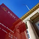 Så er der blot fire posthuse tilbage i Danmark, her er det Østerbro Posthus.