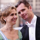 Prinsesse Infanta Christina af Spanien er fri for tiltale - i modsætning til manden.