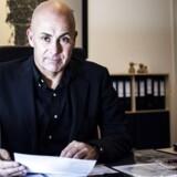 ARKIVFOTO 2014 af Politiforbundets formand Claus Oxfeldt.