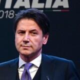 Juraprofessor Giuseppe Conte vil være den rette til at lede Italiens regering, mener Femstjernebevægelsen.