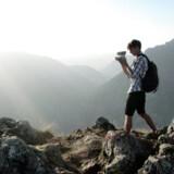 Med 48 bjergtoppe på over 2000 meter er der rigeligt at kaste sig over for både den ambitiøse vandrer og for dem med et lidt mildere temperament.