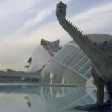 Man skal ikke sætte under to timer af til at besøge de gigantiske akvarier i L'Oceanogràfic. De er blandt Europas næststørste og med god grund en af Spaniens største turistattraktioner.
