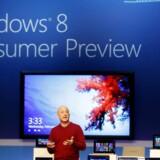 Når Microsoft smider deres nye Windows 8 produkter på gaden til oktober skal slagtilbud være kilden til succes