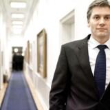 Thomas Borgen overtager som førstemand i Danske Bank efter Eivind Kolding.