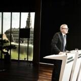 Nationalbankdirektør Lars Rohde fastslår, at der er et opsving i Danmark.