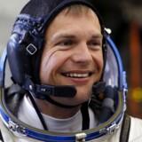 Andreas Mogensen bliver første dansker i rummet. Han er valg til jobbet blandt 8.400 ansøgere. Foto: Yuri Kochetkov