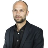Jesper Kongskov, journalist og leder af indsigtsgruppen