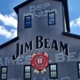 Jim Beam Whisky.
