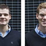 Christian Koudahl Bach & Jakob Fredsgaard Simonsen.