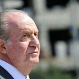 ARKIVFOTO. Spaniens Konge, Juan Carlos, kan ikke længere kalde sig ærespræsident i Verdensnaturfonden WWF.