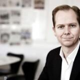 ARKIVFOTO 2011. Christian Jensen bliver ny ansvarshavende chefredaktør på Politiken og erstatter Bo Lidegaard.