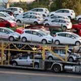 Skats nye tiltag over for bilforhandlerne bliver positivt modtaget i Autobranchen Danmark. Foto: Paulo Whitaker/Reuters