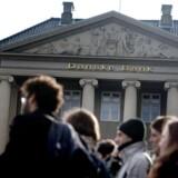 Danske Banks hovedsæde ved Kgs. Nytorv ligger i virkeligheden på flere adresser i området og omfatter over 47.000 kvadratmeter.