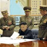 Den nordkoreanske krise udfordrer nabolandet Kina. Foto: Reuters