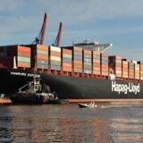 De store containerrederier vil have mere for at sejle varer mellem Asien og Nordeuropa. Og de står lige nu i kø for at melde ud om rateforhøjelser til kunderne.