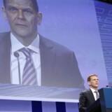 Bestyrelsesformand Ole Andersen stod på Danske Banks generalforsamling på mål for kritik fra blandt andre ATP.