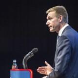 Dansk Folkeparti vil fortsat kæmpe for grænsekontrol, siger Kristian Thulesen Dahl på partiets årsmøde.