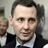 Nick Hækkerup bliver ny sundhedsminister.