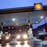 Shell er i gang med at frasælge sine norske tankstationer.