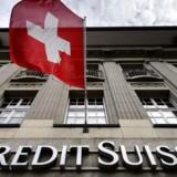 Credit Suisse oplyser i sit regnskab, at banken samarbejder med de myndigheder, der for tiden gransker fodboldforbundet Fifa.