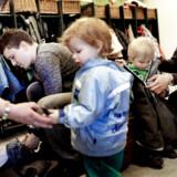 Pædagogikken i de danske vuggestuer rammer langt fra plet, viser ny ph.d.-afhandling. Møllehuset i Gladsaxe (foto) er den lykkelige undtagelse. Læs her en mors historie om sit valg med at melde sin datter ud af vuggestuen.