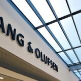 Bang & Olufsens aktier stiger, efter nyheds om kinesisk bud.