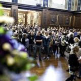 ARKIVFOTO 2010 af nye studerende på Københavns Universitet.
