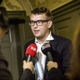 ARKIVFOTO. Enhedslistens Pernille Skipper mener ikke, at tidl. skatteminister for Venstre Troels Lund Poulsen er frikendt, efter Skattesagskommissionen er kommet med sin rapport.