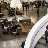 På de videregående uddannelser er der gået inflation i 12-taller, viser ny rapport. Arkivfoto fra Københavns Universitet Amager.