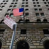 Federal Reserve starter rentemødet tirsdag og offentliggør rentebeslutningen onsdag.