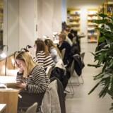 Der er god grund til karakterinflationen på de videregående uddannelser, mener rektorformand. Arkivfoto fra Københavns Universitet Amager.