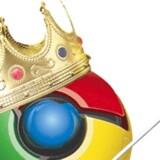 Google Chrome var i søndags kongen af webbrowserne