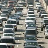 Trafikken topper lørdag i efterårsferien, forudser Vejdirektoratet.