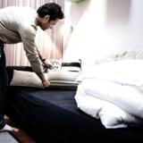 Der er sket en fordobling i antallet af turister/gæster, der overnatter gennem Airbnb, på bare et år. H