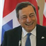 Den Europæiske Centralbank, ECB, venter i 2015 og 2016 fortsat en vækst på henholdsvis 1,5 pct. og 1,9 pct.