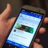 Er vi for meget på Facebook?