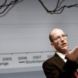 Professor Jesper Rangvid fra Copenhagen Business Shool (CBS) advarer mod at overfortolke tallene for den økonomiske vækst i andet kvartal, der viste et fald på 0,3 procent.