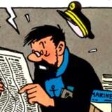 Kaptajn Haddock.