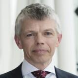 Saxo Banks finansdirektør Steen Blaafalk har stået på mål for den kritik, der er rejst mod banken de seneste dage efter et stort tab til banken på grund af valutaspekulation. PR-foto