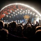 Tenacious D på Orange Scene på Roskilde Festival torsdag den 30. juni 2016.